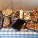 ny påskidée: kakbuffet i Café Kex (& ägg-lotteri)