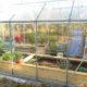 Växthuset har blivit precis som vi önskade: än plats att njuta...