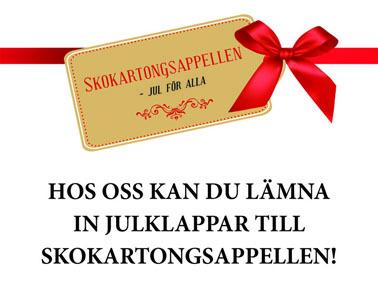 Affisch butiksinsamling