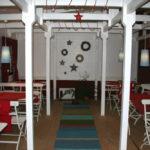 2008 - innan jul stod caférummet klart
