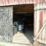2008 - ett garage? Vi ser en butik!