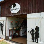2008 - garaget blev affär