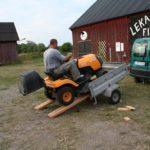 2008 - Tyska hustomtens startskott