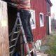 ny belysning för gården