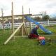 2010 - Kex bygger klätterställningen