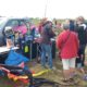 deltagande på Vindfestivalen på södra Öland