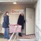 leverans av julklappar till RIA i Borgholm